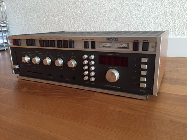 ReVox A720 revidiert