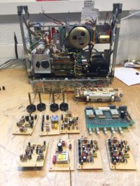 ReVox A77 High Speed IEC Reparatur Revision