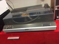 ReVox B795 Plattenspieler repariert
