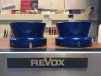 ReVox Studer NAB Kelche repro Alu