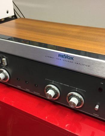 ReVox A78 revidiert