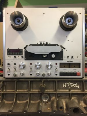 ReVox PR99 revidiert