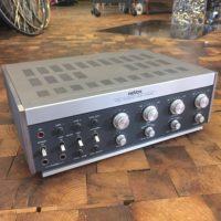 ReVox B750 raucht reparatur trafo brummt