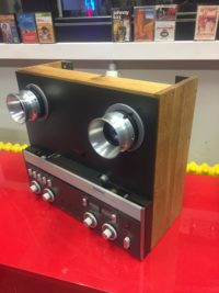 ReVox A77 Massivholz wood