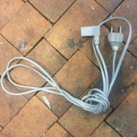 ReVox Netzkabel Stromkabel
