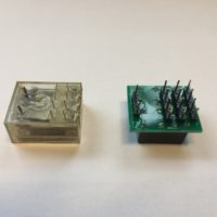 ReVox Relais ersatz ITT A2610 A2615 A2626 24v relay