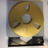 ReVox Aluminium Spule Gold NAB
