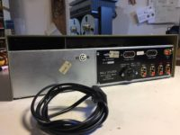 ReVox Modell 40 amplifier