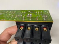 Upgrade der Lautstprecherklemmen am reVox B251